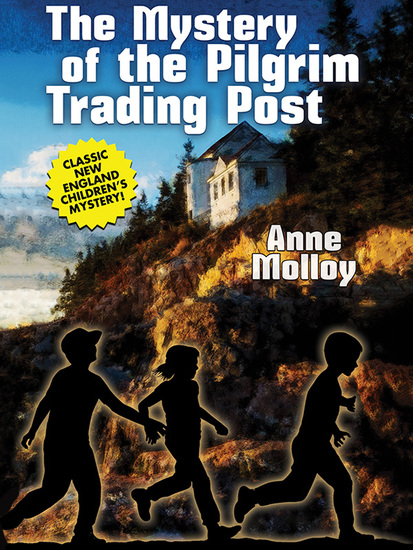 The Mystery of the Pilgrim Trading Post - cover