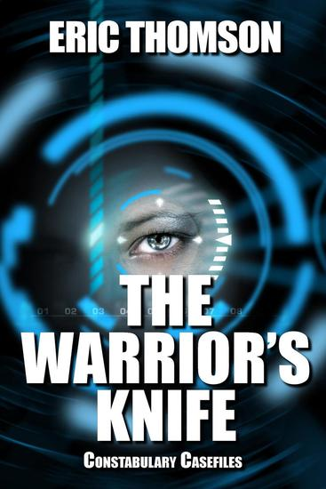 The Warrior's Knife - Quis Custodiet #1 - cover