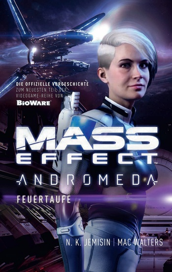Mass Effect Andromeda Band 2 - Feuertaufe - cover