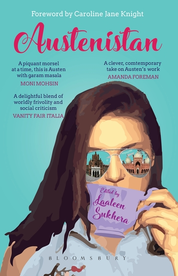 Austenistan - cover