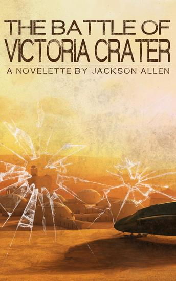 The Battle of Victoria Crater - cover