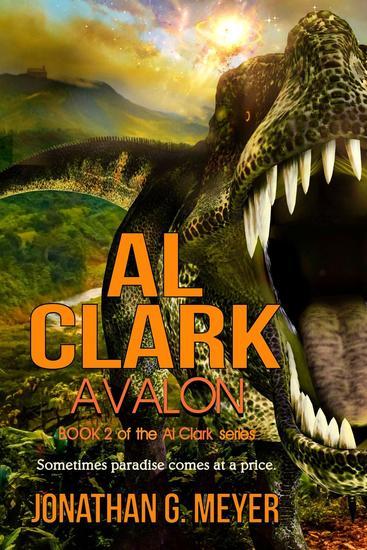 Al Clark-Avalon - Al Clark #2 - cover