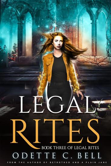 Legal Rites Book Three - Legal Rites #3 - cover