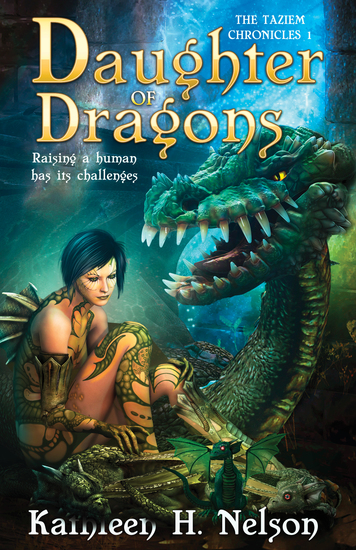 Daughter of Dragons - cover