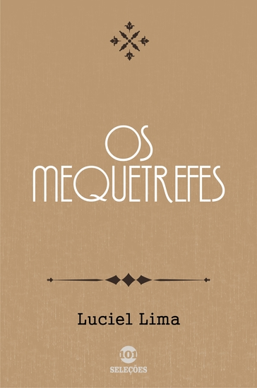 Os mequetrefes - cover