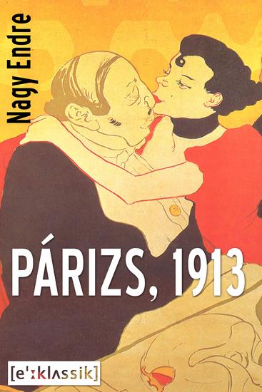 Párizs 1913 - cover