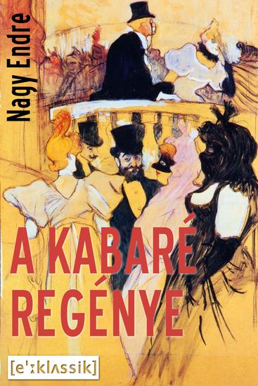 A kabaré regénye - cover
