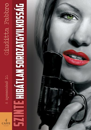 Szinte hibátlan sorozatgyilkosság - cover