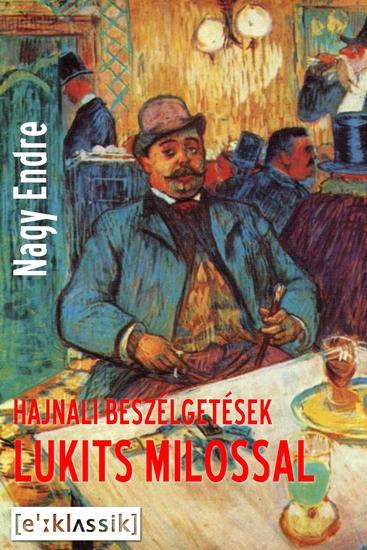Hajnali beszélgetések Lukits Milossal - cover