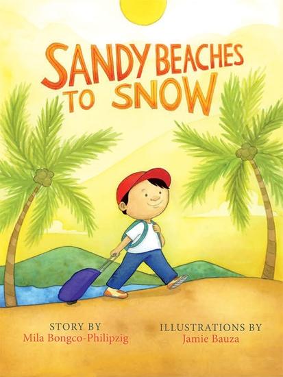 Sandy Beaches to Snow Snow to Sandy Beaches - cover