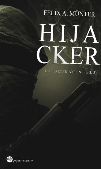 Hijacker - Thriller - cover