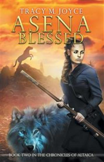 Asena Blessed - cover