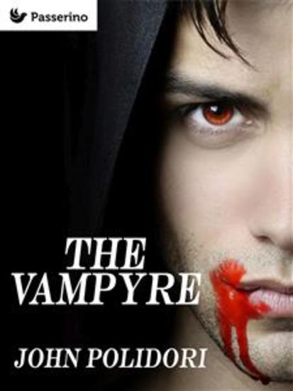The vampyre - cover