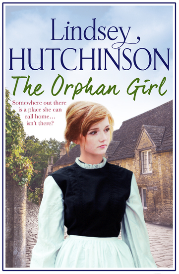 The Orphan Girl - A gritty saga of triumph over adversity - cover