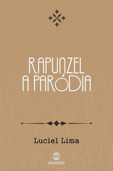Rapunzel - A paródia - cover