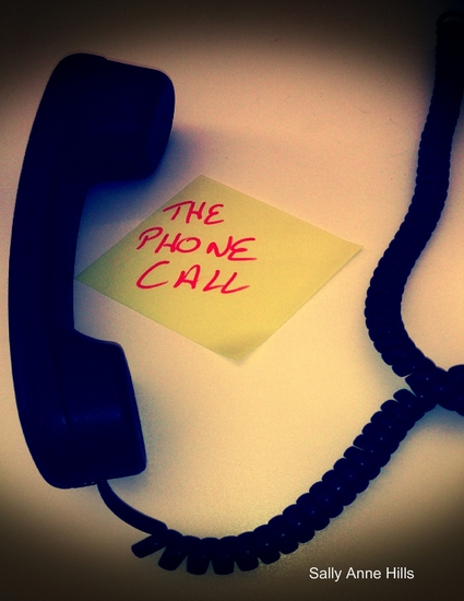 The Phone Call - cover