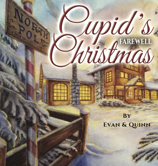 Cupid's Farewell Christmas - cover