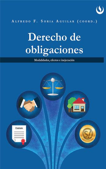 Derecho de obligaciones - Modalidades efectos e inejecución - cover