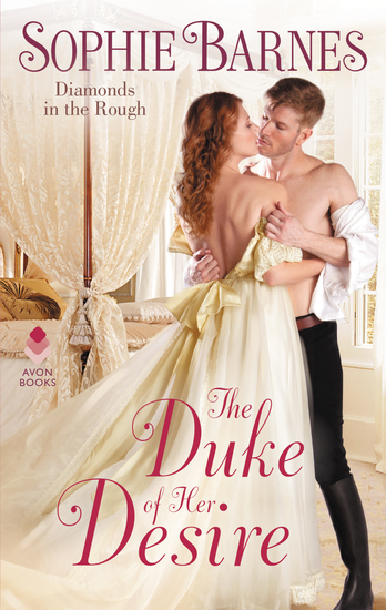 The Duke of Her Desire - Diamonds in the Rough - cover