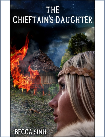 The Chieftain's Daughter - cover