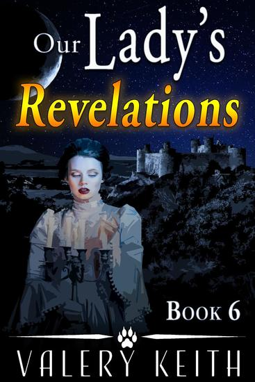 Our Lady's Revelations - Our Lady of Joy #6 - cover