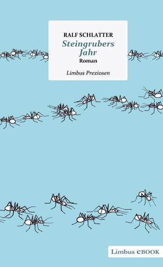 Steingrubers Jahr - Roman - cover