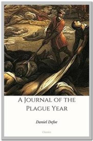 A Journal of the Plague Year - cover