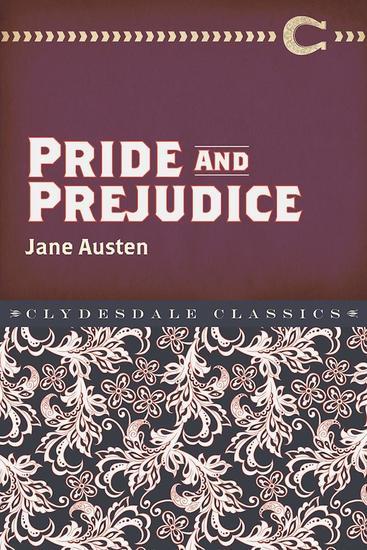 Pride and Prejudice - cover