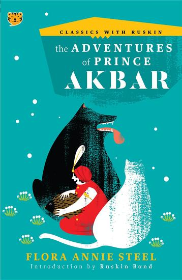 The Adventures of Prince Akbar - cover