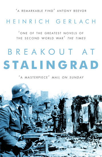 Breakout at Stalingrad - cover