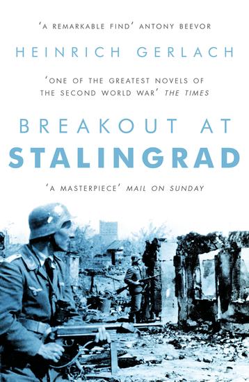 Breakout at Stalingrad - cover