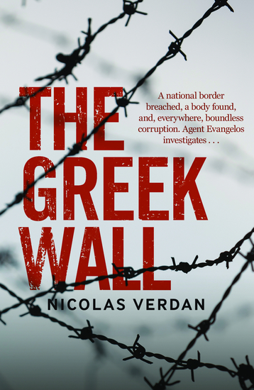 The Greek Wall - cover