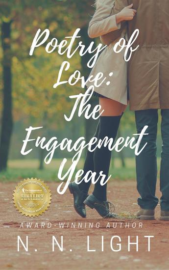 Poetry of Love: The Engagement Year - cover
