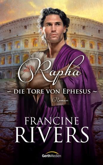 Rapha - Die Tore von Ephesus - Roman - cover