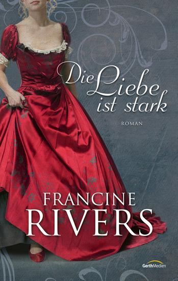 Die Liebe ist stark - Roman - cover