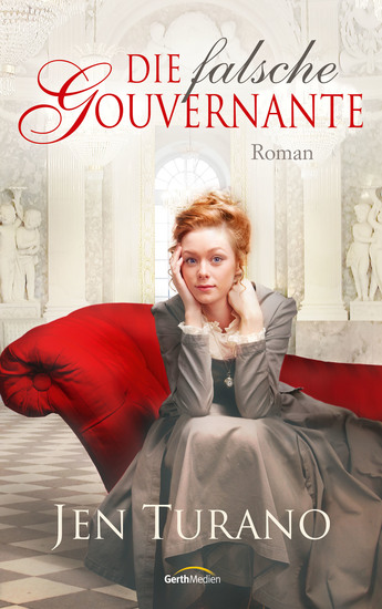 Die falsche Gouvernante - Roman - cover