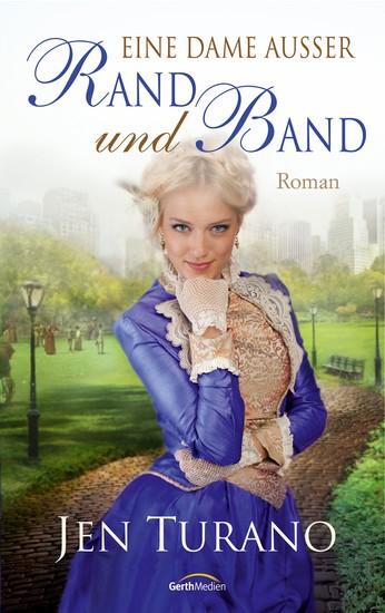 Eine Dame außer Rand und Band - Roman - cover