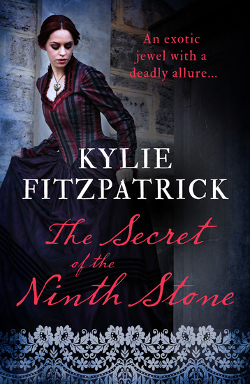 The Secret of the Ninth Stone - cover