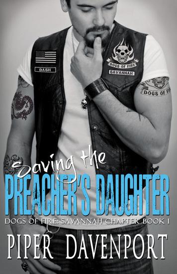 Saving the Preacher's Daughter - cover