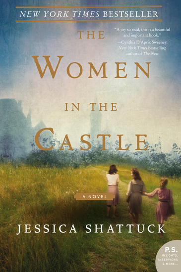The Women in the Castle - A Novel - cover