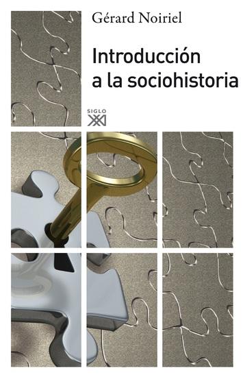 Introducción a la sociohistoria - cover