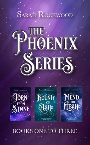 The Phoenix Series Boxset 1 - The Phoenix Series #0 - cover