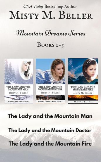 Mountain Dreams Series: Books 1 - 3 - Mountain Dreams Series - cover