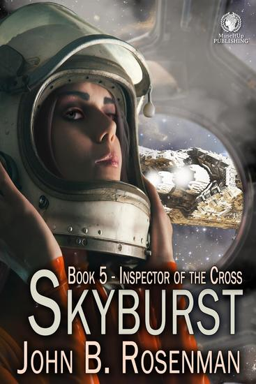 Skyburst - Inspector of the Cross #5 - cover
