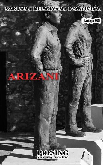 Arizani - cover