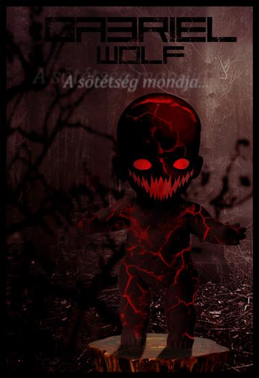 A sötétség mondja - cover