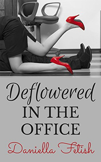 Deflowered In The Office - cover
