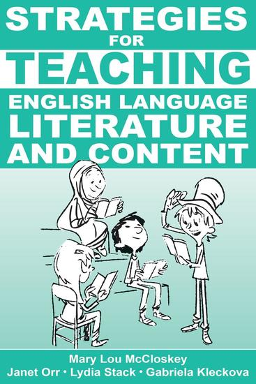 Strategies for Teaching English Language Literature and Content - cover