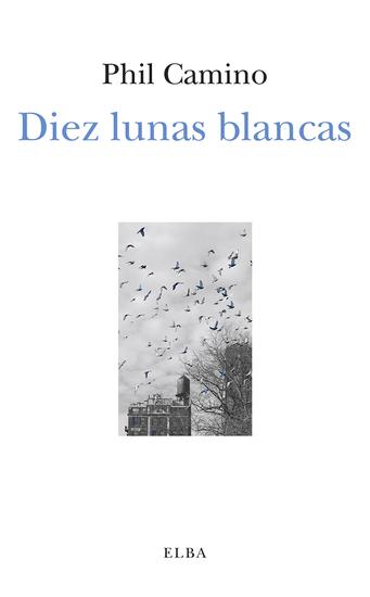Diez lunas blancas - cover
