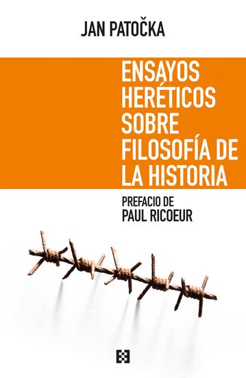 Ensayos heréticos sobre filosofía de la historia - cover